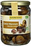 Danival Ganze Maronen im Glas Bio Feinkost, 2er Pack (2 x 320 g)