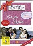 Rosamunde Pilcher Collection XIII - Zeit für Gefühle (Geburtstags-Edition, 4 Discs)