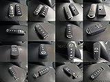 Keyless-Smart 34Tasten Klappschlüssel Silikon Hülle Schutzfolie