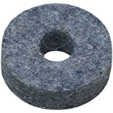 Dixon 35x12x10mm Felt Washer for Cymbal Stands (Pack of 10)