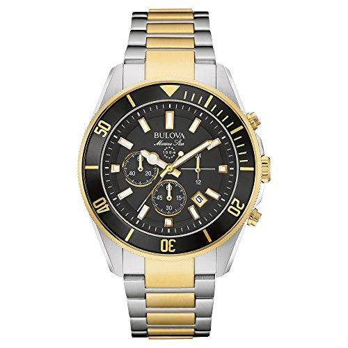 Bulova 98B249 Fashion Analog Watch For Unisex