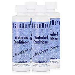 4 x AguaNova waterbed conditioner 250 ml, for Water beds - conditioner
