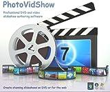 PhotoVidShow v4.4.1 (latest), Photo DVD slideshow maker software (PC) (Windows 10,8,7,Vista)