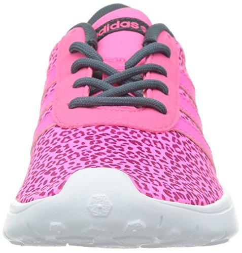 Adidas neo - Lite Racer, Scarpe da ginnastica Donna (Rosa)