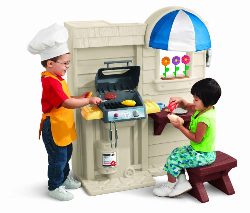 Little Tikes Cookn' Grill Kitchen