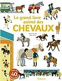 Best Animes action - Le grand livre animé des chevaux Review