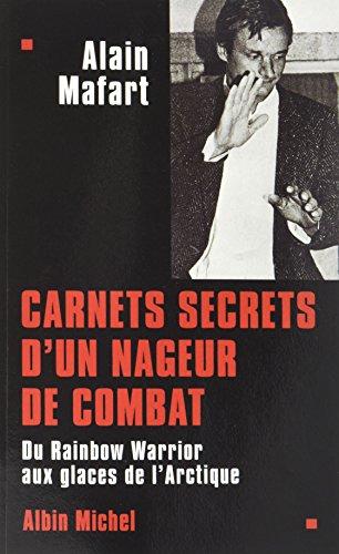 Carnets Secrets d'un Nageur de Combat (POD)