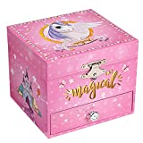 Best Small World Toys Toys For 3 Yr Olds - SONGMICS Ballerina Musical Jewellery Box, Small Wind-Up Music Review
