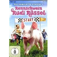 Rennschwein Rudi Rüssel - Die komplette Staffel 1 [2 DVDs]