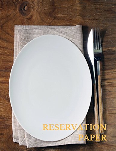 reservation-paper-fill-in-the-date-85-inches-by-11-inches-table-reservation-book-100-pages-with-one-