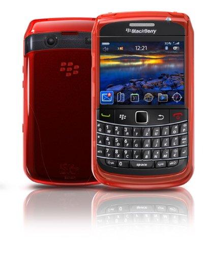 iSkin VB9700, RD, Vibes für BlackBerry 9700, Rot Iskin Vibes Für Blackberry