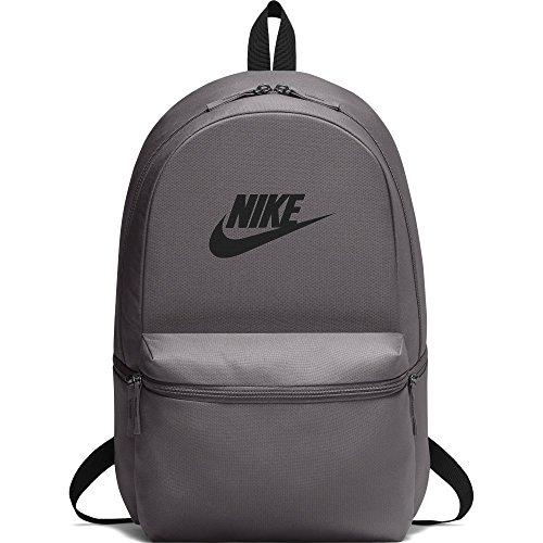 Nike Heritage Backpack Rucksack, Thunder Grey Black, MISC