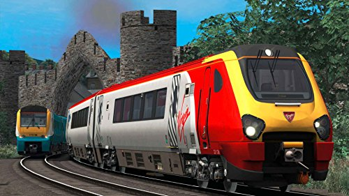 Train Simulator 2018 Box with Download Code screenshot
