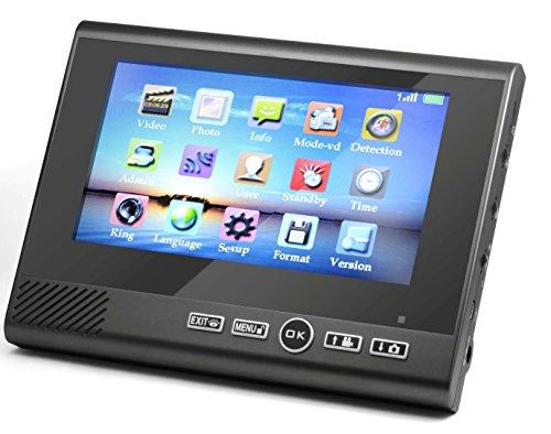 Technaxx 4628 Zusatzmonitor zum Wireless Video Door Phone TX-59