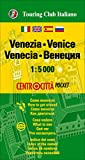 Venezia 1:5.000. Ediz. multilingue