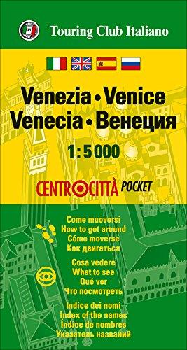 Venecia 1:5.000 bolsillo (Centrocittà pocket)