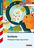 Abitur-Training FOS/BOS - Deutsch Sachtextanalyse