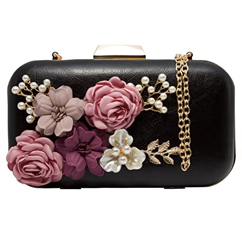J&f donna pochette borsa sacchetto borsetta da sera borsa diamante portafoglio frizioni