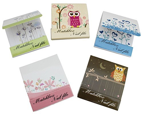floral-owl-mini-matchbox-emery-boards-nail-files-set-design-vary