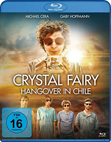 Crystal Fairy - Hangover in Chile [Blu-ray]