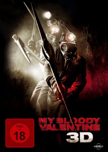 My Bloody Valentine 3D [2 DVDs] (3d-dvd, Surround)