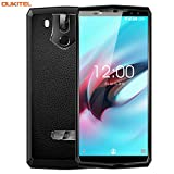 11000mAh Smartphone ohne Vertrag, OUKITEL K10 Dual SIM Handy 6 Zoll Display 6GB RAM 64GB Octa Core Smartphone (21MP+8MP Hintere Kamera, 13+8MP Vordere Kamera) 5V/5A Quick Charge