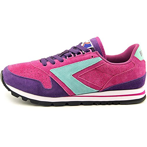 Brooks Heritage Chariot Daim Baskets Boysenberry-Soothing Sea-Plum Perf