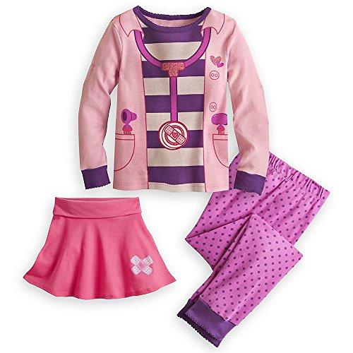 Store Doc McStuffins Deluxe Kost¡§?m PJ Pyjamas Gr??e Small 6 6X