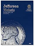 Jefferson Nickels: Collection 1962 to 1995 Number Two (Official Whitman Coin Folder)