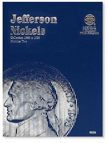 Jefferson Nickels: Collection 1962 to 1995 Number Two