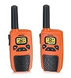 Switel WTE27 Walkie-Talkie Set (8 Kanäle) orange