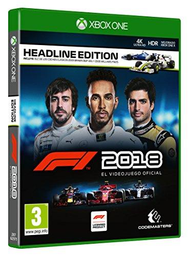 F1 2018 Headline Edition, XBOX One