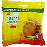 Britannia Nutri Choice Biscuits - Digestive High Fibre, 1kg Pack