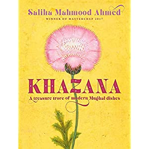 Khazana: An Indo-Persian cookbook with recipes inspired by the Mughals 1