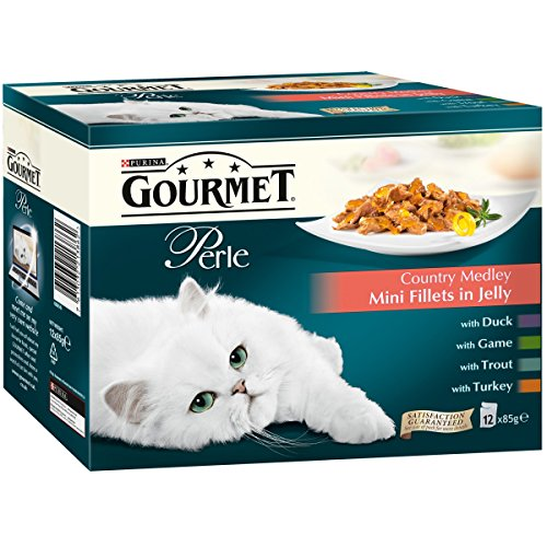 purina-gourmet-perle-wet-cat-food-country-medley-mini-fillets-in-jelly-12-x-85g-pack-of-4