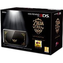 Nintendo 3DS - Color Negro - Incluye Zelda Ocarina of Time