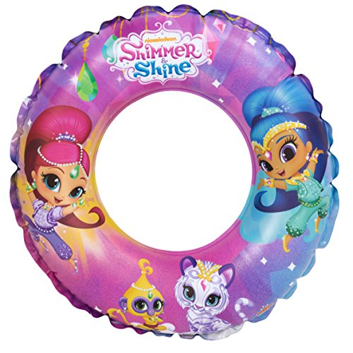 Shimmer and Shine-Aufblasbare Schwimmer (Saica 2654)