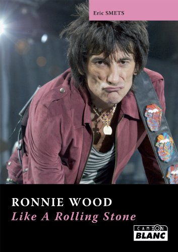 RONNIE WOOD Like a rolling stone