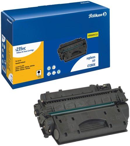Preisvergleich Produktbild Pelikan Toner-Modul 1235 ersetzt HP CF280X, Schwarz, 7000 Seiten
