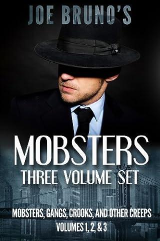 Joe Bruno's Mobsters - Three Volume Set -