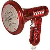 10 Voice Changer Megaphone style with flashing lights