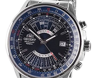 Orient feu07008dx - Reloj de pulsera multiyear calendar chrono automatic 44mm wr 10 atm de Orient