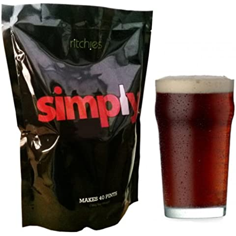 Ritchies Simply Mild - Home Brew Kit - 40 pints by Simply