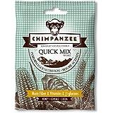 Chimpanzee Quick Mix Energy Shake Dose Á 420 G Honig & Getreide & Kakao (VE 1/Preis Pro Beutel) Ernährung, Türkis, Standardgröße