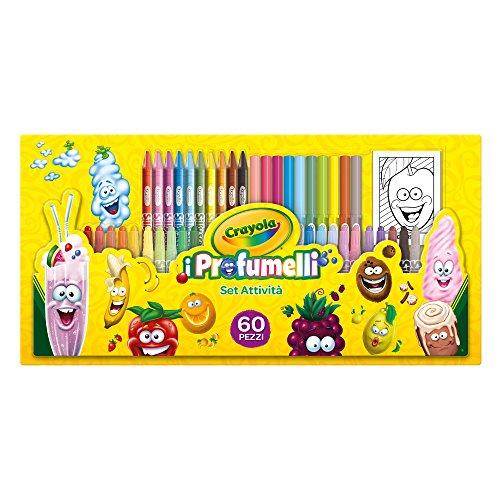 Crayola 04–0371–Die profumelli Set Aktivitäten