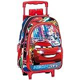 Cars - Carro infantil, color azul y rojo (Montichelvo Industrial 21397)