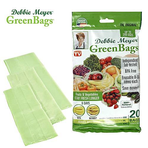 Debbie Meyer Green Bags Green Food Storage