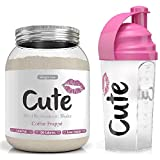Cute Nutrition Meal Replacement Shakes for Weight Loss Control & Energy - Coffee
