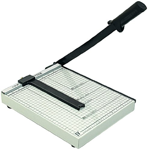 General Office Papierschneider: Papierschneidemaschine economy A4 (Hebelschneidemaschinen) (Office Paper Cutter)