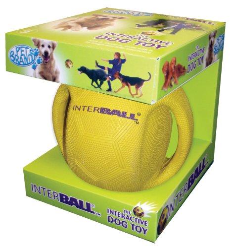 Pet Brands Interball Interaktives Hundespielzeug